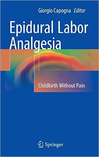 Epidural Labor Analgesia PDF