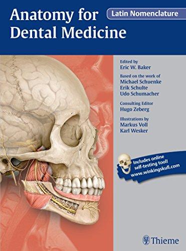 Anatomy for Dental Medicine PDF