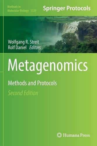 Metagenomics: Methods and Protocols (Methods in Molecular Biology)