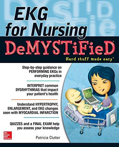 EKG's for Nursing Demystified PDF