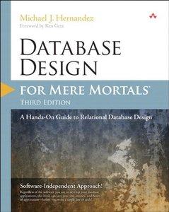 Database Design for Mere Mortals 1st Edition PDF
