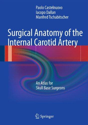 Surgical Anatomy of the Internal Carotid Artery PDF