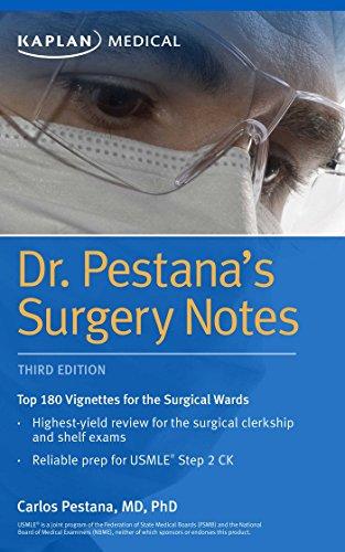 Dr. Pestana's Surgery Notes 3rd Edition
