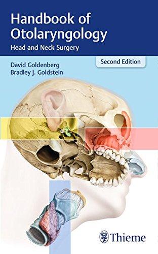Handbook of Otolaryngology Head and Neck Surgery 2nd Edition