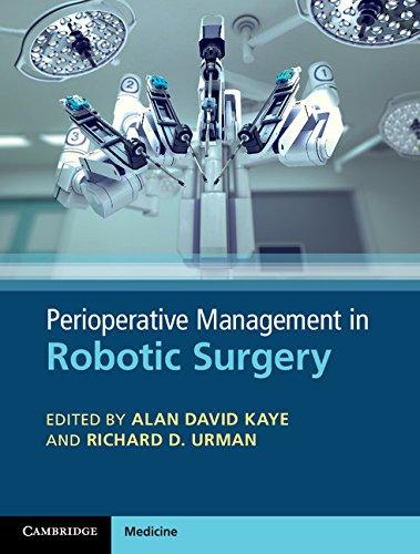 Perioperative Management in Robotic Surgery PDF