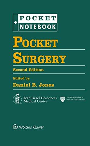 Pocket Surgery Second Edition PDF