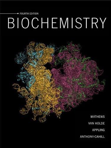Biochemistry 4th Edition PDF Free Download