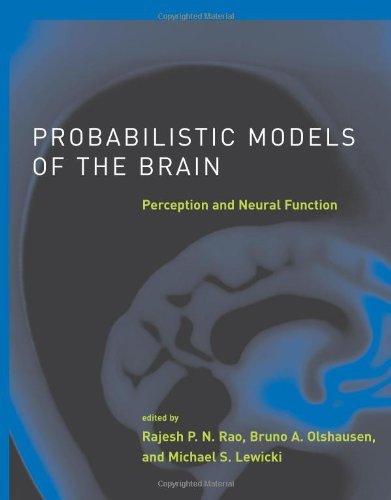 Probabilistic Models Of The Brain PDF