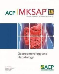 MKSAP 18 Gastroenterology and Hepatology PDF