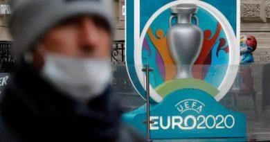 Coronavirus news: Euro 2020 postponed for a year; Australia tells citizens to fly home – live updates